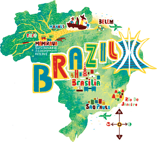Brazil, the real Adventist capital of the world...