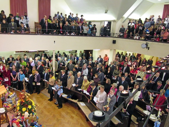 Seventh-day Adventists all around the world display striking cultural similarities.