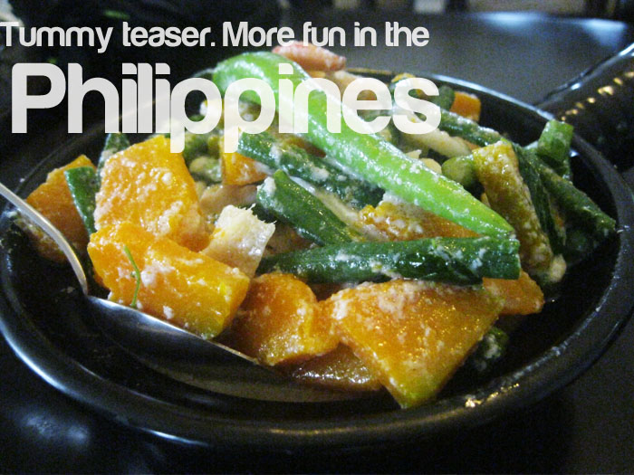 This tasty Filipino appetizer immediately biased the judges...