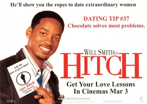 """Tamber he was inspired to launch his coaching business after watching the film """"Hitch"""" in which Will Smith plays a date doctor.."""
