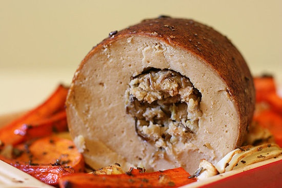 Tofurky.  You know you want some.