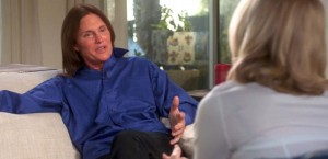 Bruce Jenner speaks with Diane Sawyer in an exclusive interview on Friday night.