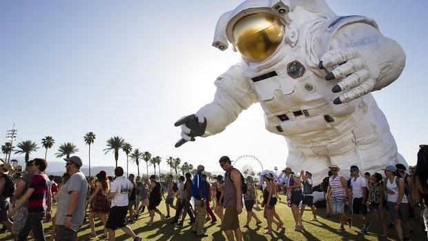 Coachella - it's a blast...
