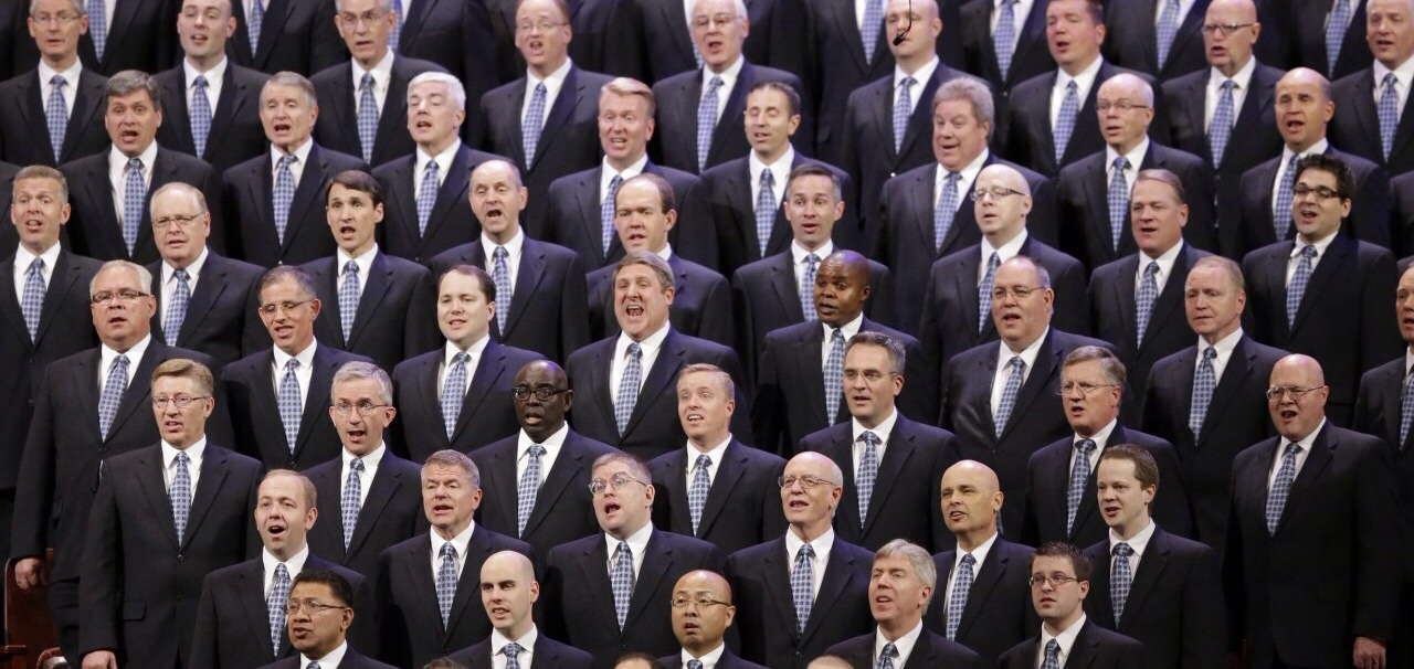 Viejo is optimistic there will be enough musical delegates to form a male chorus...