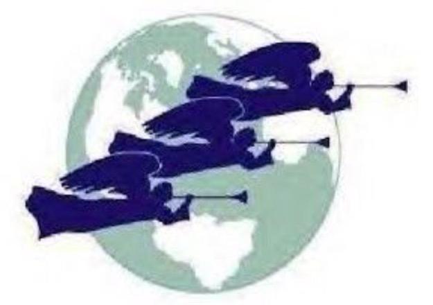 The former Adventist logo...