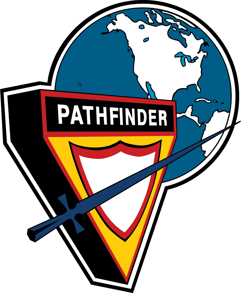 The Pathfinders strong...