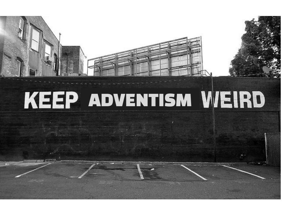 "Portland-based ""Keep Adventism Weird"" campaign in full swing"