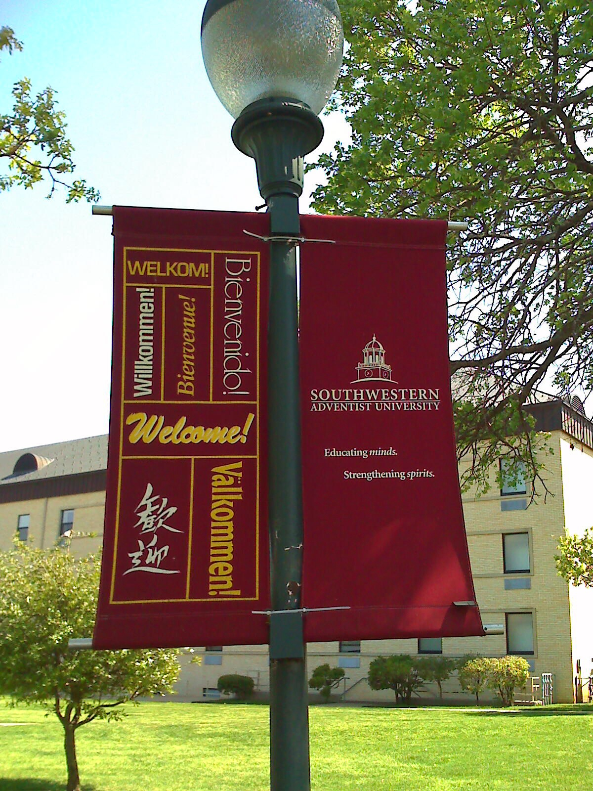 Southwestern to accept only registered Republicans as students