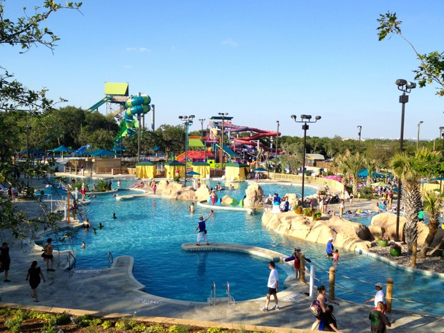 2015 San Antonio General Conference Session moved to water park