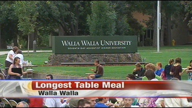 Walla Walla University students orchestrate hunger strike to protest pre-noon classes