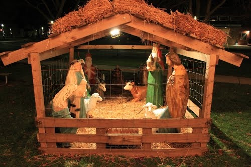 Pagan symbol witch-hunt leads to disassembling of church nativity scene