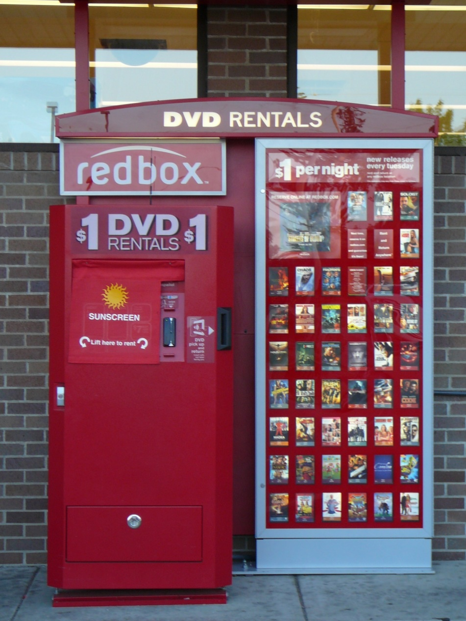 GC: Angels won't go near Red Box vending machines