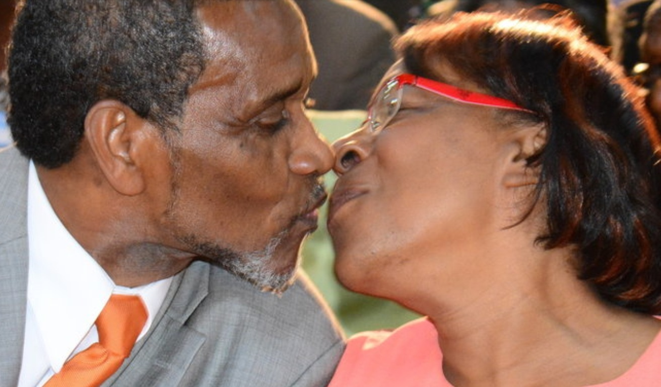 Jamaican Union Conference conducts mass kissing conference