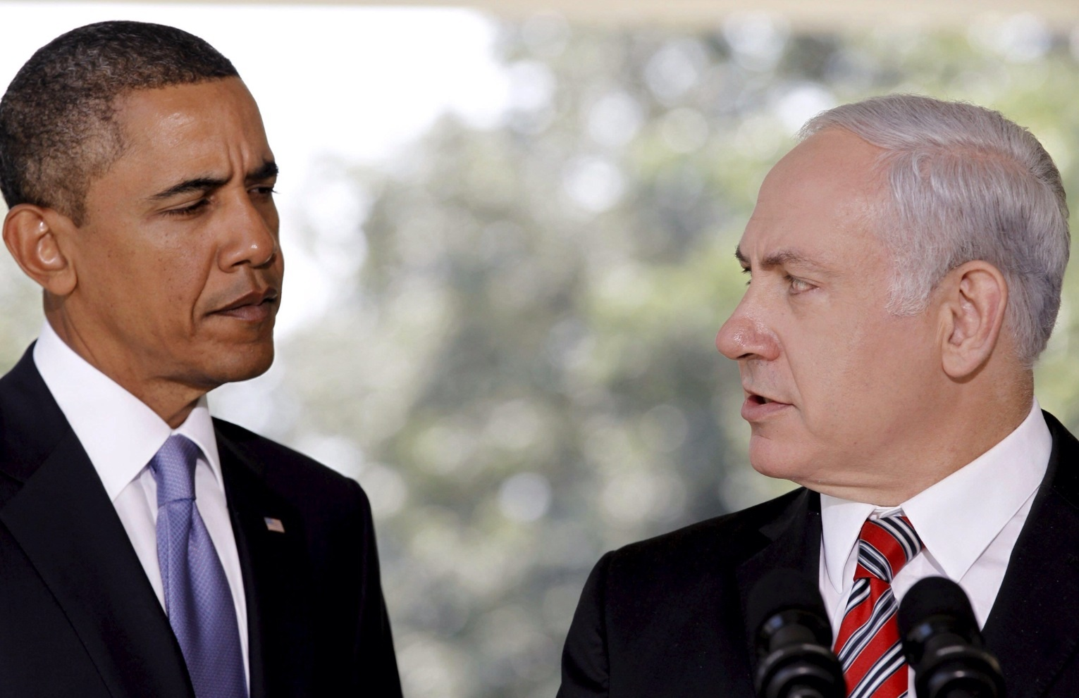 Oakwood Political Scientist to negotiate peace between Obama and Netanyahu