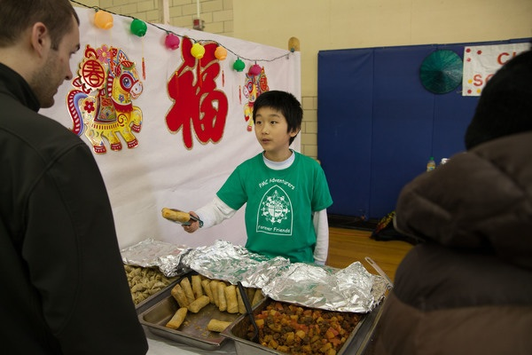 Andrews Financial Aid Office overwhelmed after overspending at International Food Fair