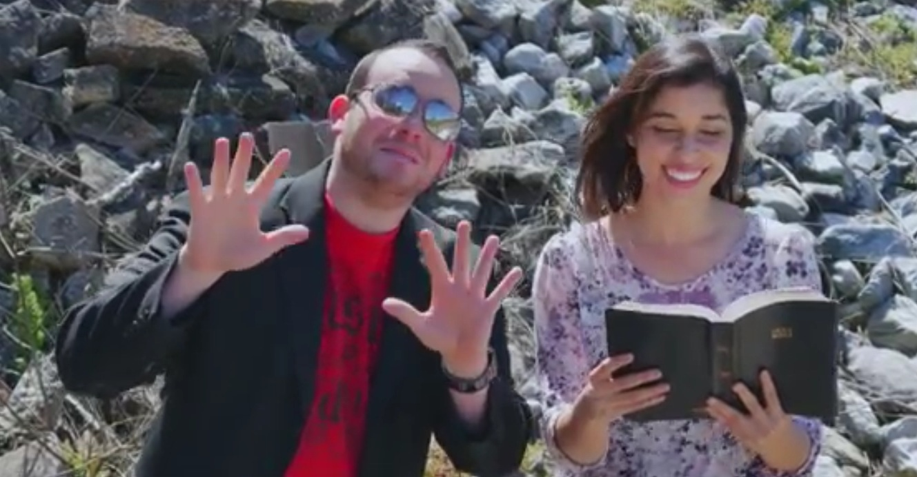 """Talk Holy to Me""  – an Adventist hip hop parody video"