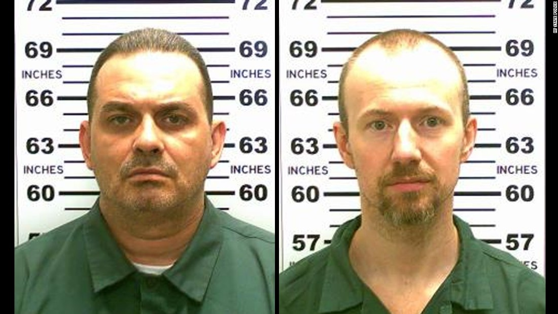 Pathfinder Master Guides lead manhunt for NY prison break convicts