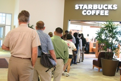 "Starbucks launches ""Happy Sabbath"" decaf coffee for GC San Antonio"