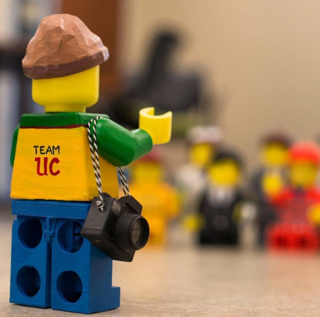 Union College to build student center from Legos