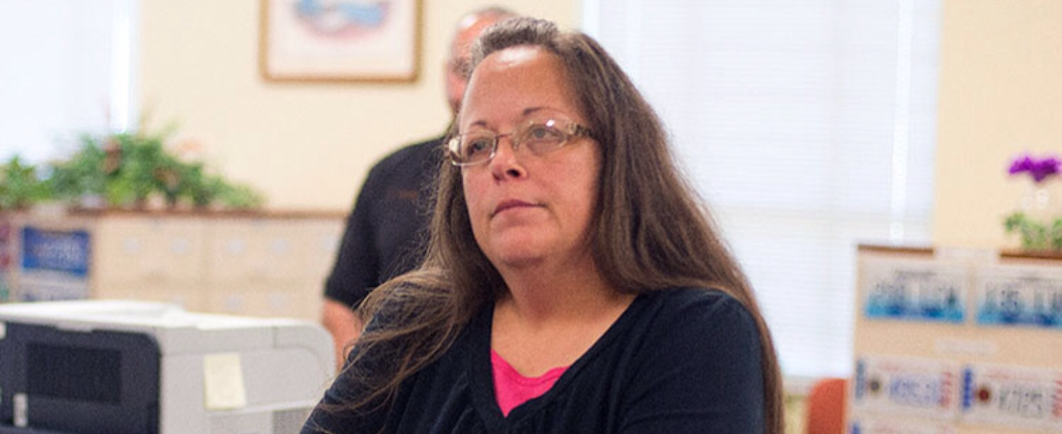 Kim Davis joins Religion faculty at Southern