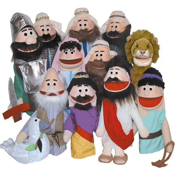 """Unions reclassified as """"General Conference Puppet Ministries"""""""