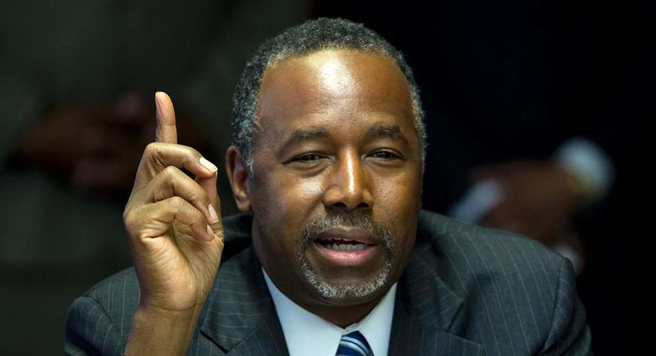 Ben Carson's politics voted Adventism's Greatest Disappointment since 1844