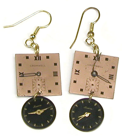 Adventist Church: earrings ok if they double as timepieces