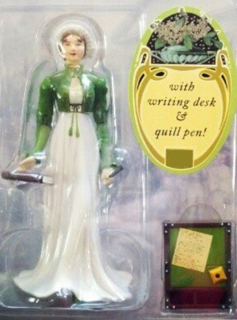 Ellen White action figure shoots to top of Adventist Christmas gift lists