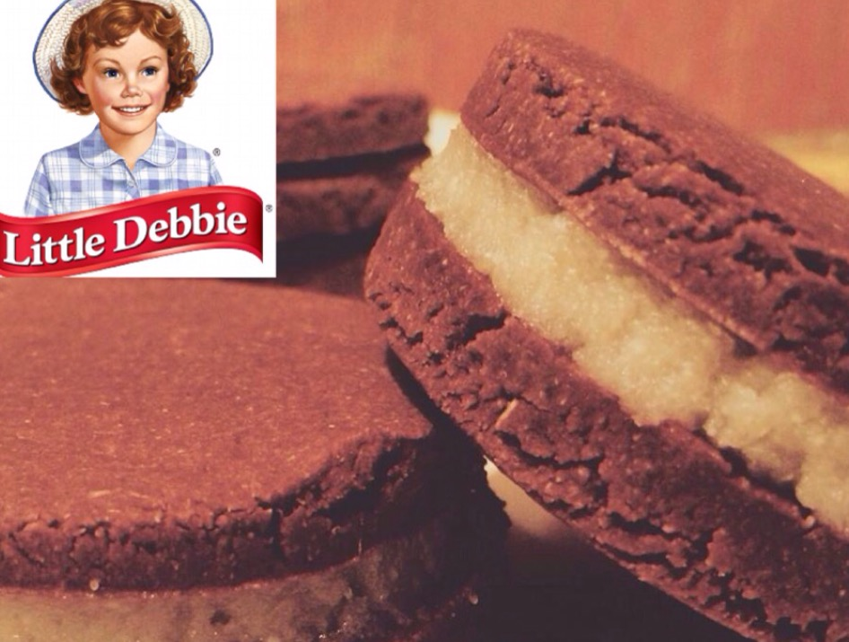 Carob Creme Pie launched by Little Debbie
