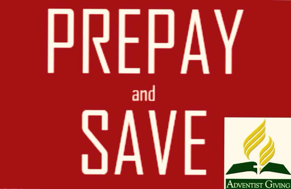 Adventist Church offers tithing discount if you pay for 2019 upfront