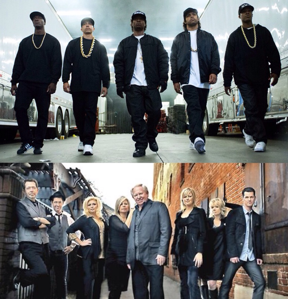 """Straight Outta Compton"" inspires Heritage Singers ""Straight Outta Placerville"" movie"