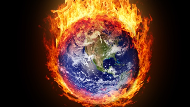 General Conference on global warming: it's all going to burn anyway