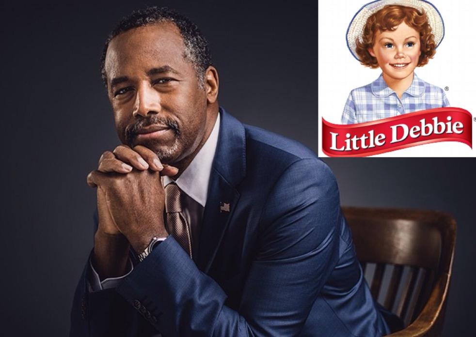 Ben Carson wins Little Debbie's presidential endorsement