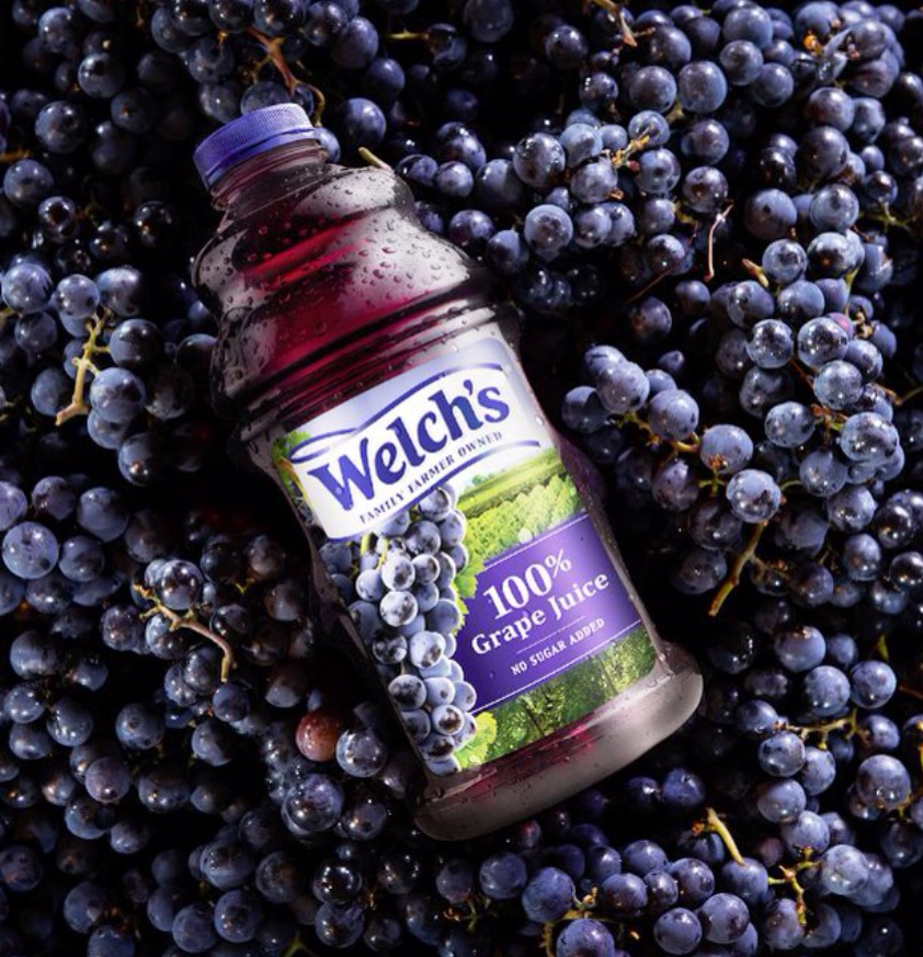 Adventist Church designates Welch's as only acceptable communion juice