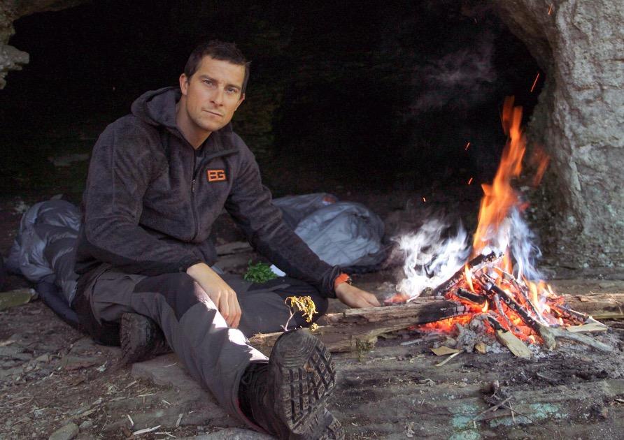 Bear Grylls volunteers as World Pathfinder Director