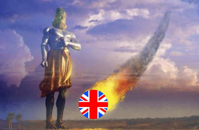 Brexit sends rolling stone crashing into Nebuchadnezzar's feet