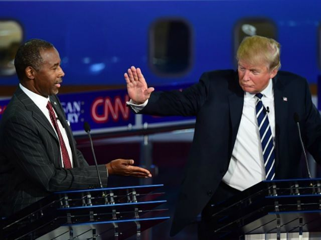 Carson vows to slow down prophecy fulfillment in Trump administration