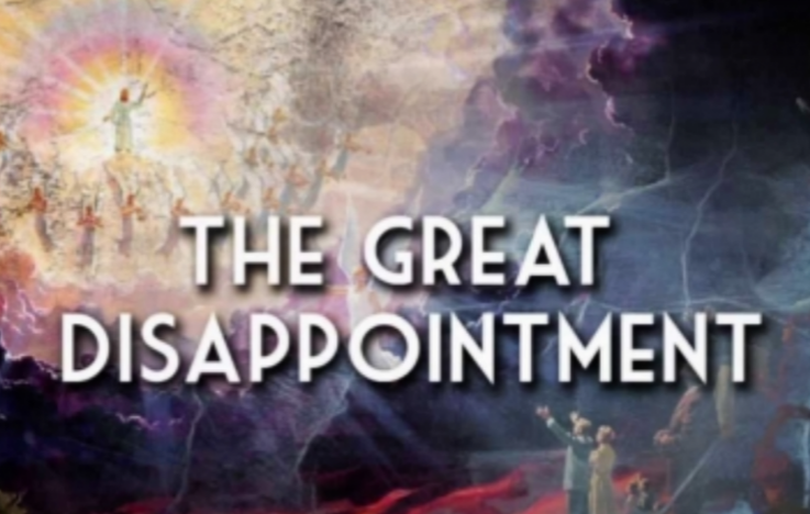 OBG – Slideshow: 15 Greatest disappointments of Adventists