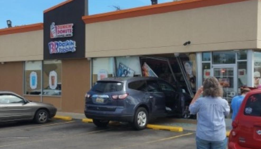 Over-caffeinated Andrews seminarian thinks God crashed his car