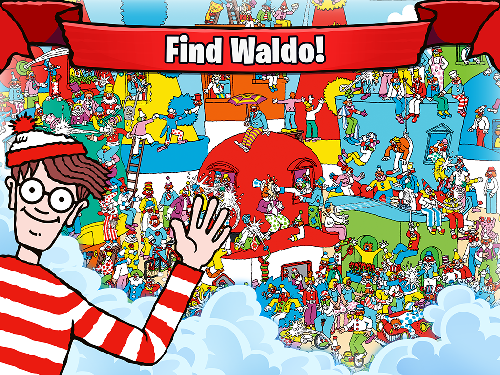 Confused Adventist thinks seeking the lost means finding Waldo