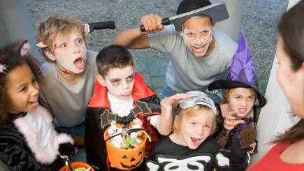 Adventists declare war on Halloween, give carob to trick-or-treaters