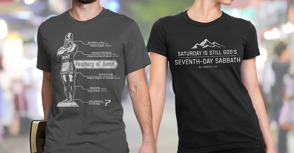 Wearing Adventist t-shirts drastically improves your odds of a Vespers Date