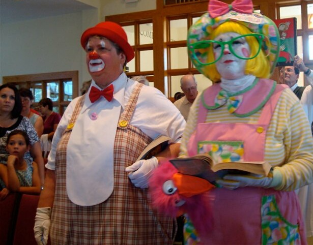 GC Clown Ministries shut down to avoid appearance of evil