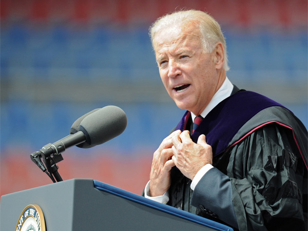 Joe Biden confirmed as new president of Pacific Union College