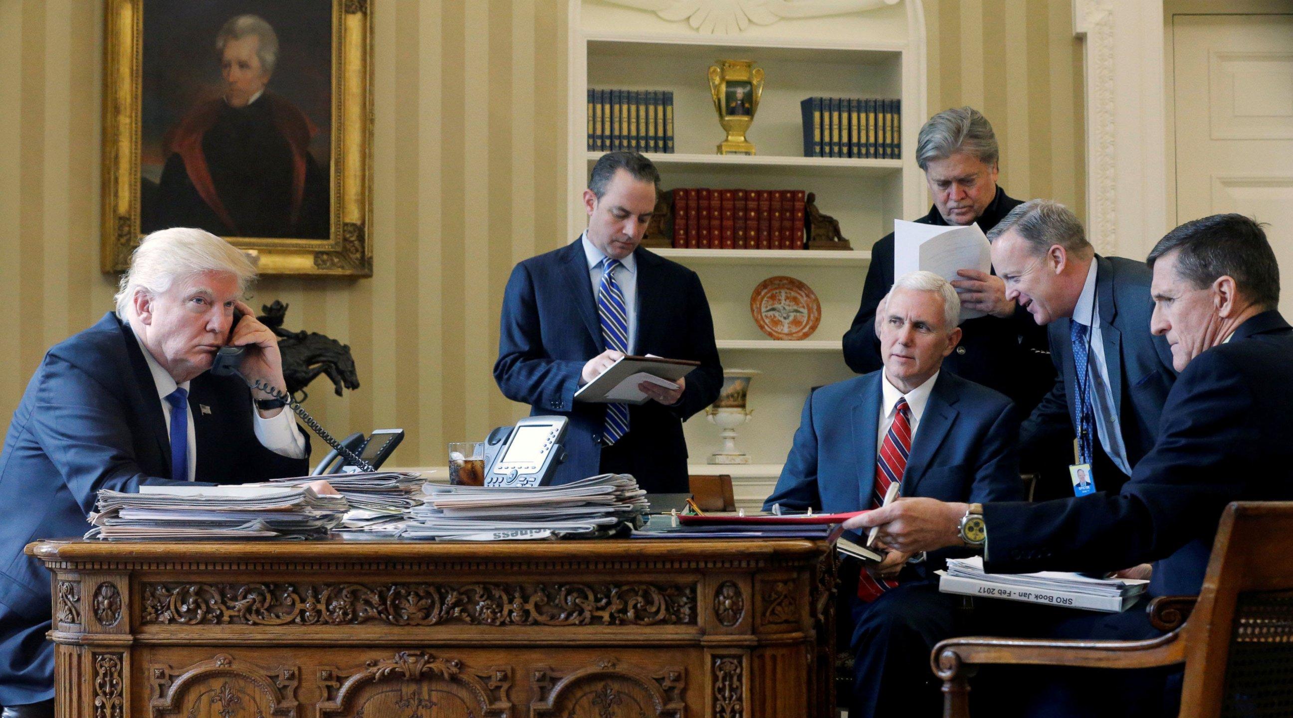 GC ordination experts lavish praise on gender of Trump's senior team