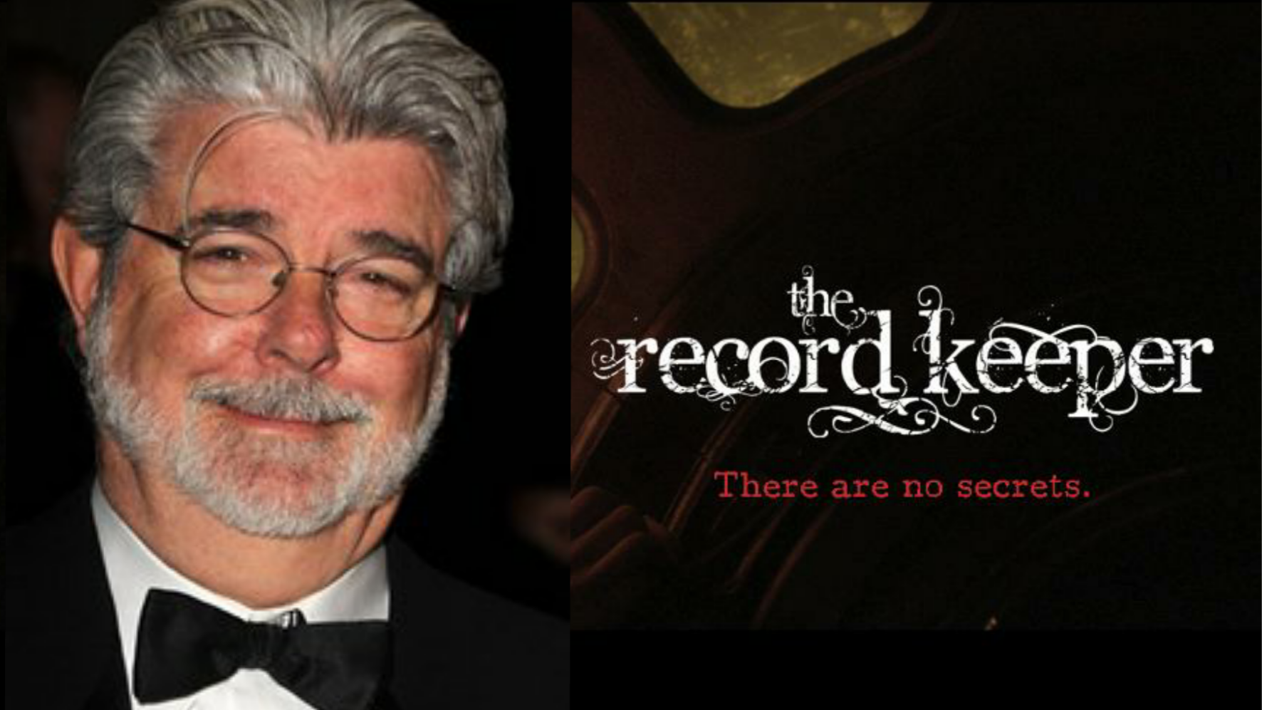 George Lucas to do 'Record Keeper' reboot called 'The Account Administrator'