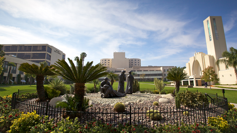 Loma Linda University to be fitted with large plastic bubble
