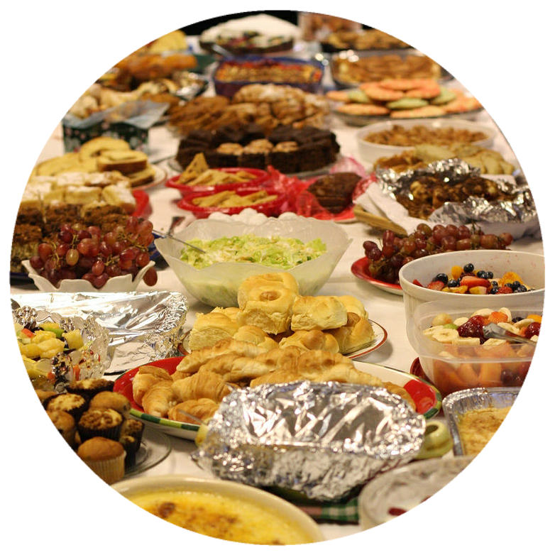 """""""Potluck Globe"""" to feature on all Adventist materials"""