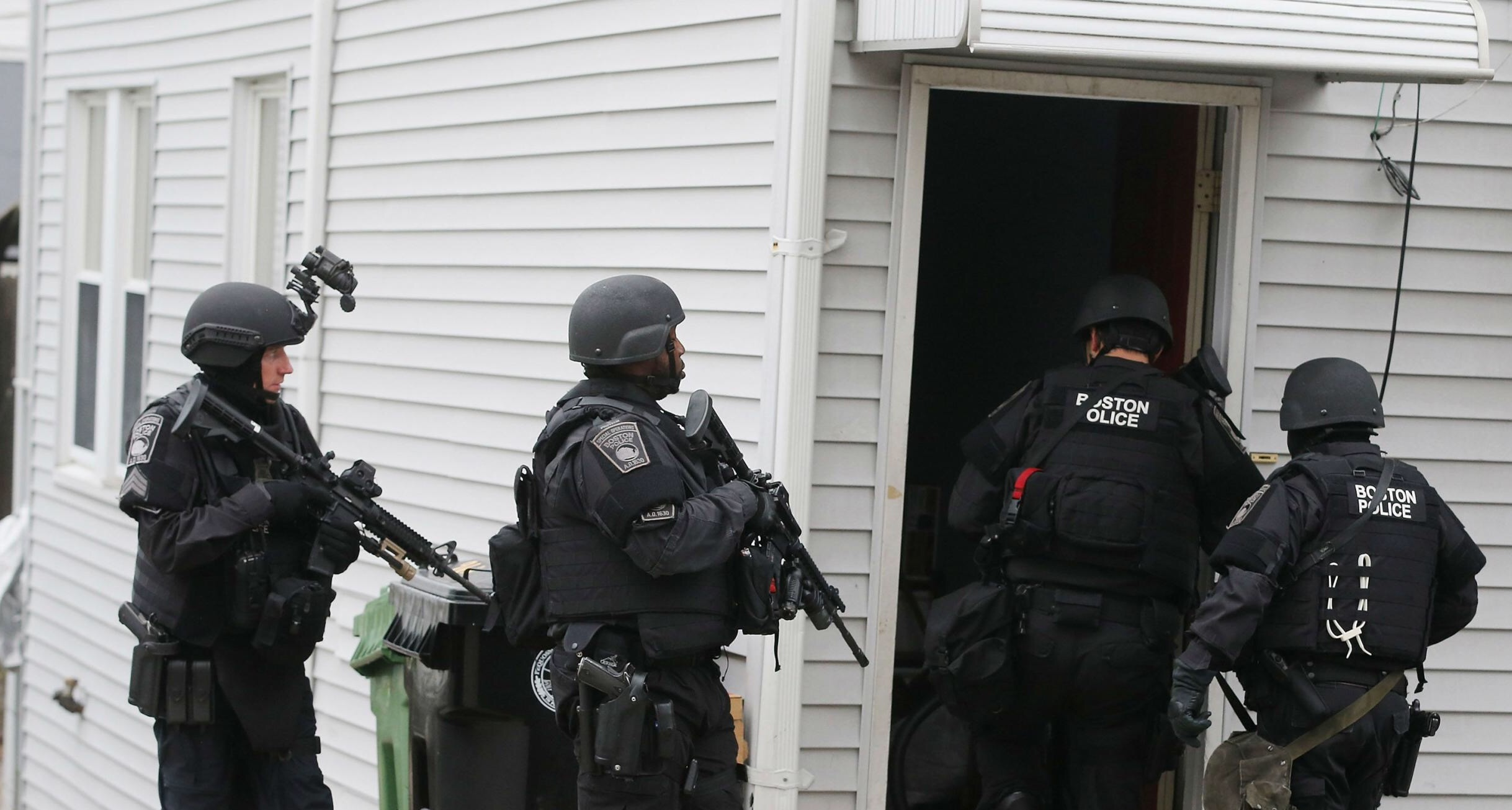 SWAT team frees trapped Adventists from altar call