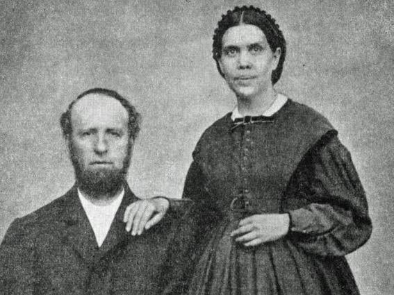 Adventist Church orders membership to dress like Ellen and James White